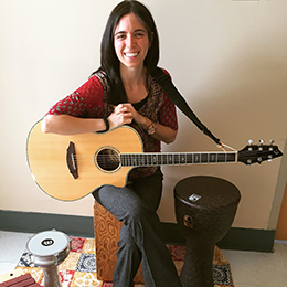 North Jersey Music Therapist Rachel