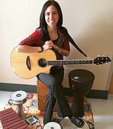 nj music therapist Rachel Markovich
